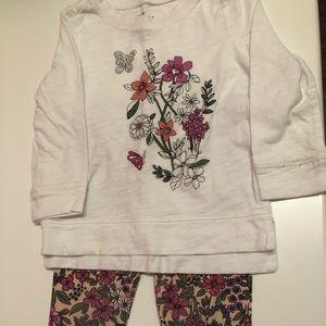Osh Kosh 2 piece outfit